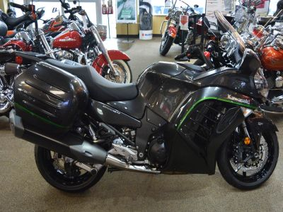 2018 Kawasaki Concours 14 ABS Sport Touring Motorcycles Clearwater, FL