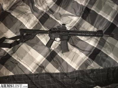 For Sale/Trade: YHM/Palmetto arms AR15