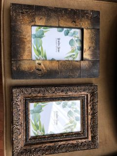 Picture frames 4x6