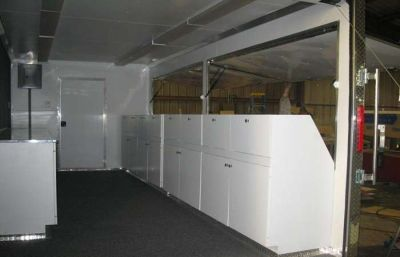 CONCESSION/ ENCLOSED TRAILER - 632C