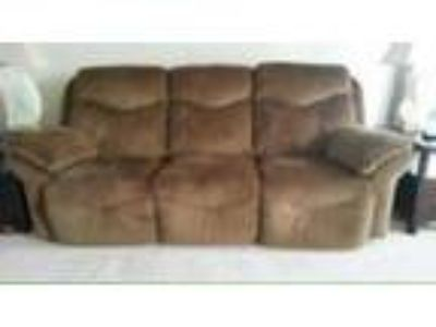 Sofa - Like New - Price: $. - CASH ONLY