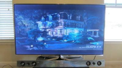 Samsung TV 55 LED