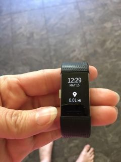 Charge 2 Fitbit size small