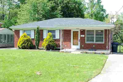 5103 Woodhill Ln LOUISVILLE, Move in ready brick ranch home