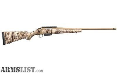 For Sale: Factory new Ruger American bolt act 450 Bushmaster