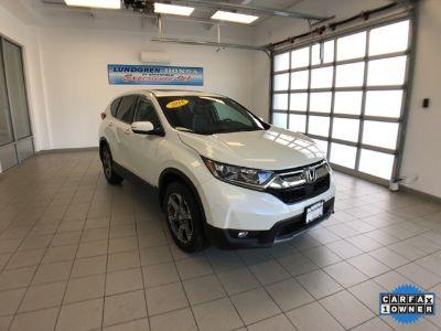 2018 Honda CR-V EX-L (Diamond White Pearl)