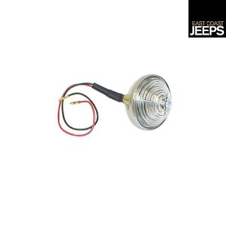 Purchase 12405.02 OMIX-ADA Clear Park Lamp Assembly, 55-71 Jeep CJ Models, by Omix-ada motorcycle in Smyrna, Georgia, US, for US $32.24