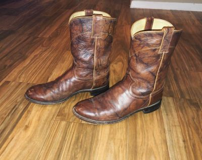 Men s Justin Western Boots