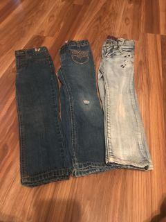 4T jeans