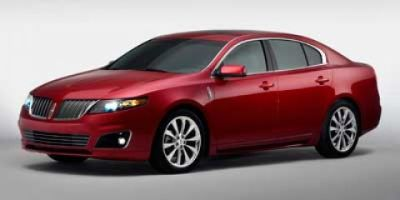 2010 Lincoln MKS Base (Red)