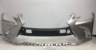 Purchase 2017 LEXUS GS 200T FRONT BUMPER COVER (52119-30F20) motorcycle in Wilmington, California, United States, for US $500.00