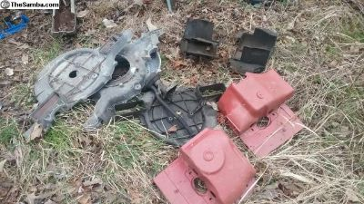 Misc. VW Type3 Parts Located TN