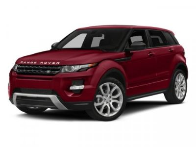 2015 Land Rover Range Rover Evoque Pure Plus (Indus Silver Metallic)