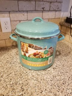 Pioneer Woman Stock Pot with Lid