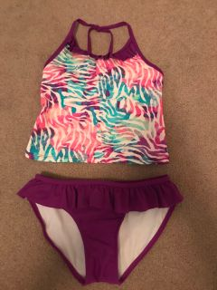 Girls Target bathing suit