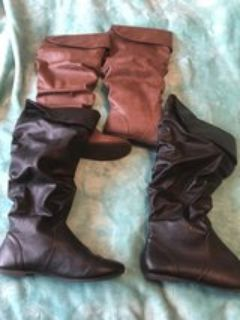 Women s boots size 8W