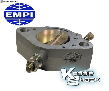 EMPI 40K Throttle Body - Will NOT Work With Kadron