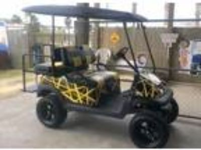 2018 EFI club car Precedent gas golf cart 6 seater 10,250