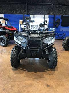 2018 Polaris Sportsman 450 H.O. Utility Edition Utility ATVs Brazoria, TX
