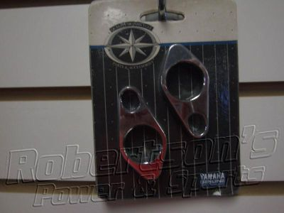 Purchase YAMAHA HANDLEBAR WIRE BRACKET V-STAR BILLET - STR-4NK27-62-01 motorcycle in Sanford, Maine, US, for US $50.00