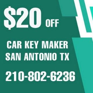 Car Key Maker San Antonio TX