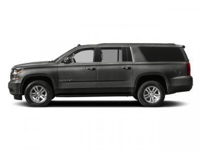 2018 Chevrolet Suburban LS (Tungsten Metallic)