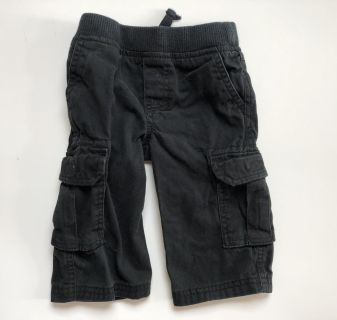 Baby Boys The Childrens Place Cargo Pants - Sz 9-12 mo