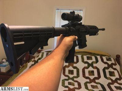For Sale: Bushmaster XM 15 AR