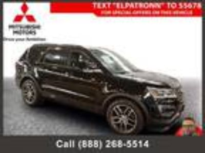 $28799.00 2016 Ford Explorer with 44921 miles!