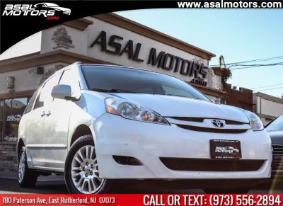 2007 Toyota Sienna XLE 7-Passenger (Arctic Frost Pearl)