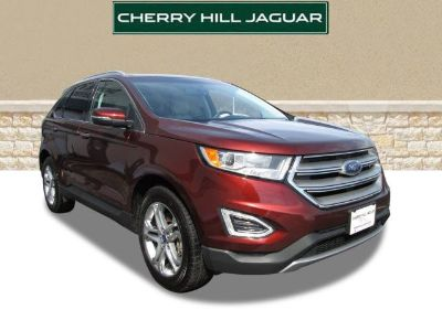 2015 Ford Edge Titanium (Bronze Fire Metallic Tinted Clearcoat)