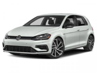 2019 Volkswagen Golf R W/DCC & NAV 7-SPD (Lapiz Blue Metallic)