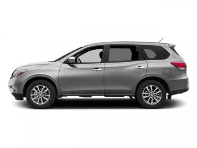 2014 Nissan Pathfinder S (Brilliant Silver)