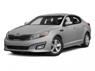 2015 Kia Optima EX (Ebony Black)
