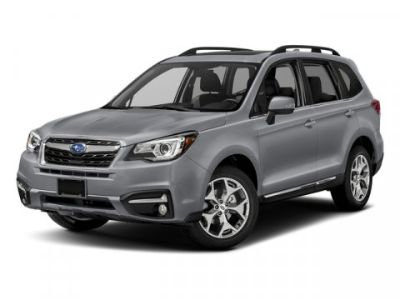 2018 Subaru Forester 2.5i Touring (Crystal Black Pearl)
