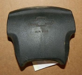 Buy 2003 04 05 06 CHEVY SILVERADO 1500/2500/3500 OEM dual port BLACK DRIVER AIR BAG motorcycle in King of Prussia, Pennsylvania, United States, for US $39.99