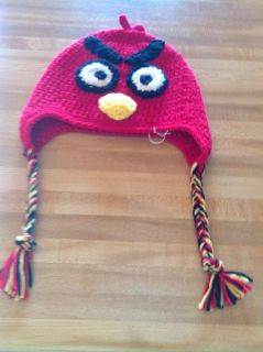 Angry bird hat. New toddler and child size available