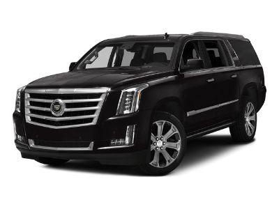 2015 Cadillac Escalade ESV Platinum (Terra Mocha Metallic)