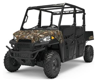 2019 Polaris Ranger Crew 570-4 Side x Side Utility Vehicles Lancaster, TX
