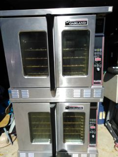 4 door Garland gas commercial convection oven, very good condition.