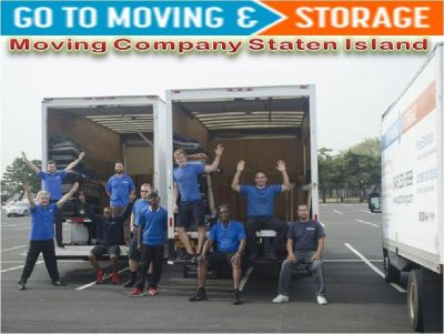 Go To Moving is a Moving & Storage company located at Staten Island NY
