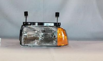 Buy CHEVROLET GMC S10 S15 SONOMA HEAD Light TYC Lamp LEFT motorcycle in Grand Prairie, Texas, US, for US $51.11