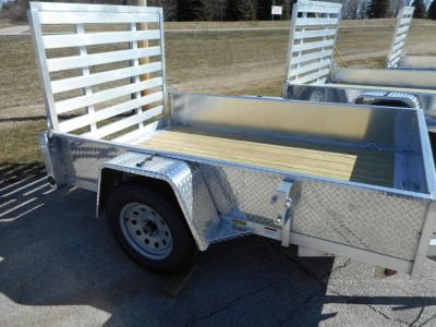 2018 Quality Trailers 5x8 Equipment Trailer Trailers Belvidere, IL