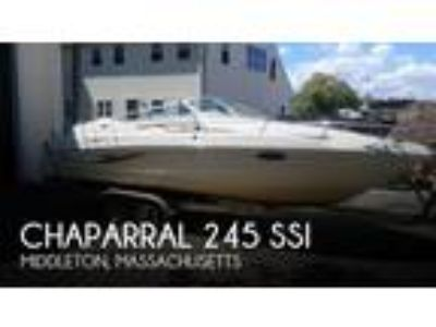Chaparral - 245 SSI