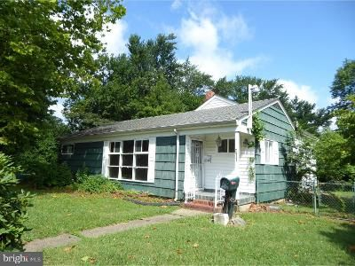 2 Bed 1 Bath Foreclosure Property in Dover, DE 19904 - Columbia Ave