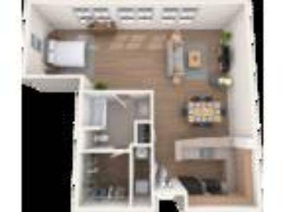 Post Gateway Place - Studio 0x1 861-882 SF