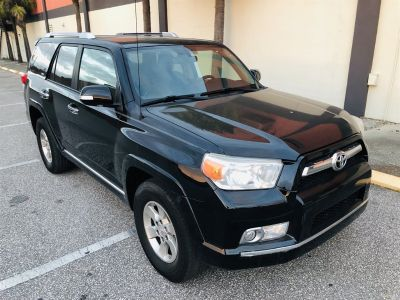 2010 Toyota 4Runner Limited ()