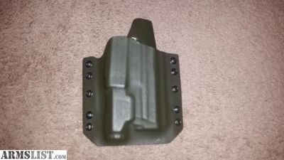 For Sale: M&P with inforce apl holster