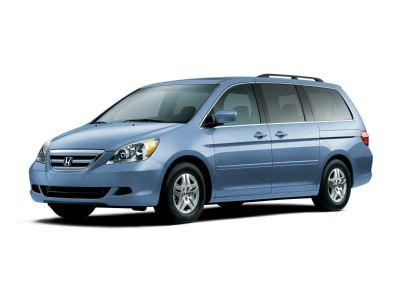 2007 Honda Odyssey EX-L (Nimbus Gray Metallic)
