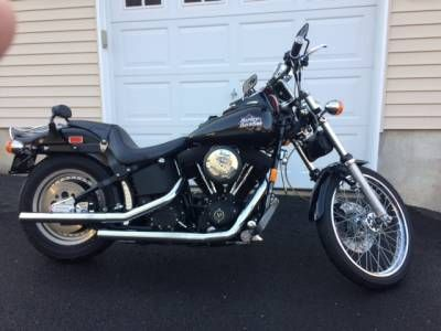1999 Harley-Davidson Night Train / Softail FXSTB